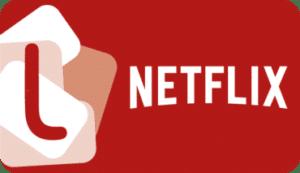 Cheque Cadeau Netflix